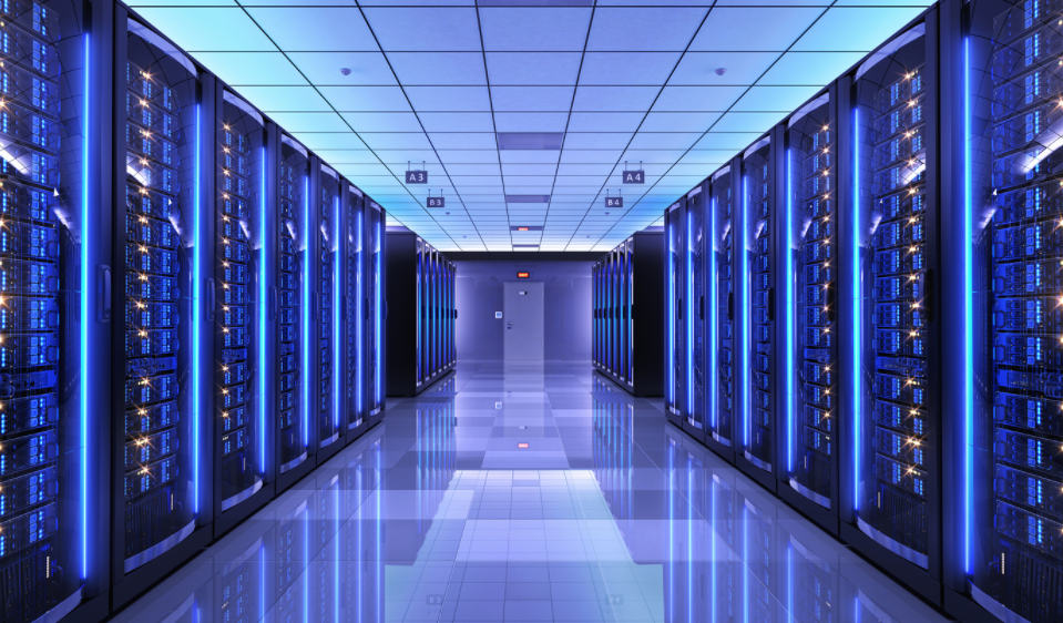 network administrator server room
